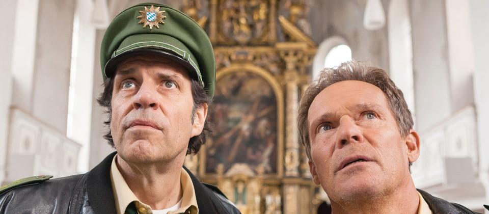 Hubert und Staller: Der Flug des Phönix