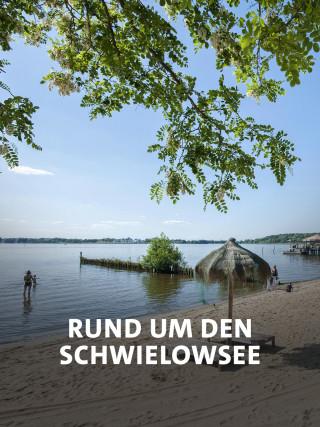 Badestrand in Caputh am Schwielowsee