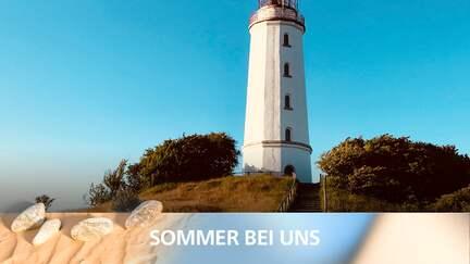 Sommer bei uns: Hiddensee
