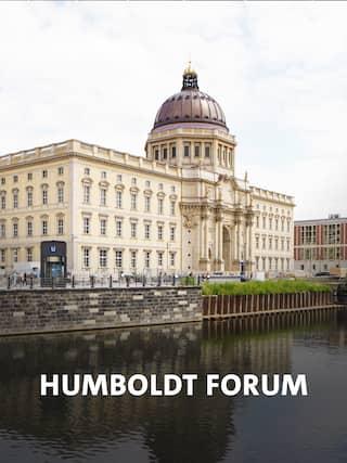 Das Humboldt Forum, Bild: imago images