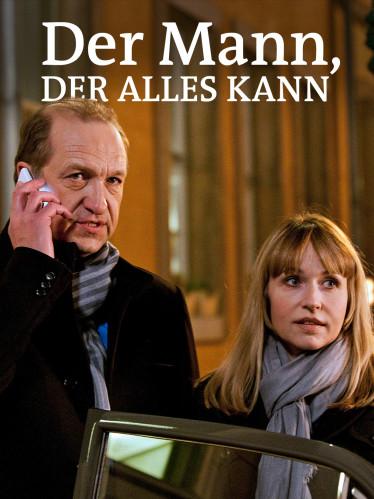 Peter Heinrich Brix als Robert Hellkamp und Anica Dobra als Rita Meier.