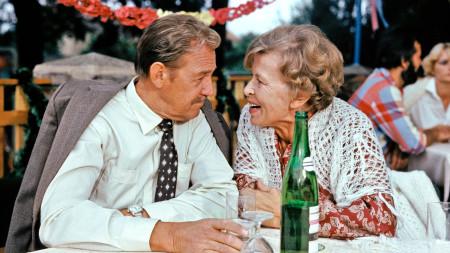 DDR-Serie mit Herbert Köfer und Helga Göring