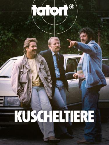 """Filmplakat zur """"Tatort""""-Folge """"Kuscheltiere"""". (Quelle: WDR)"""