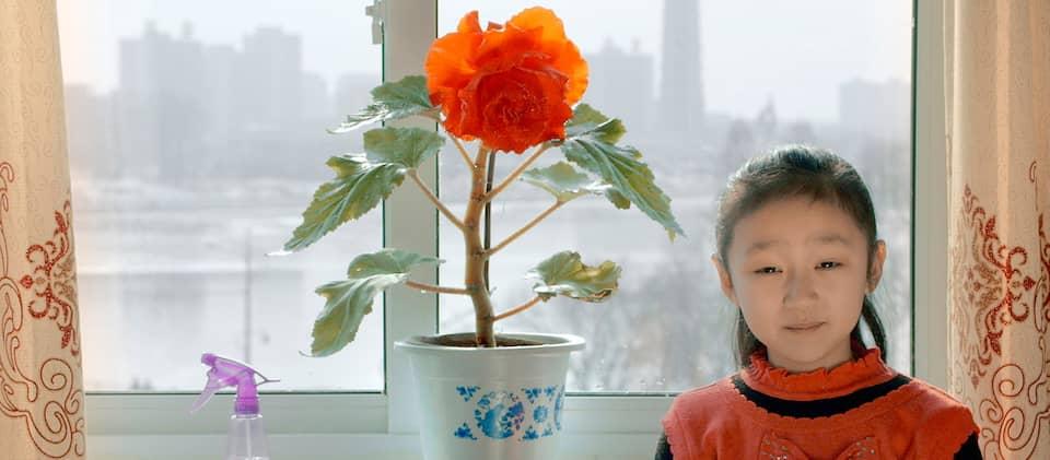Die achtjährige Sin Mi ist die Heldin des Filmes. Vitalij Manskij und sein Team haben sie und ihre Familie ein Jahr lang begleitet.