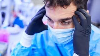Wenn Pflege krank macht