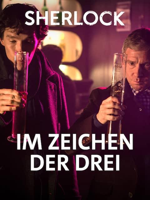 Sherlock Holmes (Bendedict Cumberbatch) und Dr. Watson (Martin Freeman)