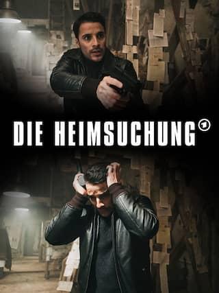 """In die Abgründe der Psyche begibt sich Kostja Ullmann als Hauptdarsteller in """"Die Heimsuchung"""". Als traumatisierter Polizist taucht er in ein seit langem ungeklärtes Verbrechen ein, dessen Lösung sich hinter einem Geheimnis verbirgt."""