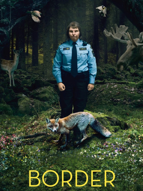 "Plakat zum Fantasy-Film ""Border"""