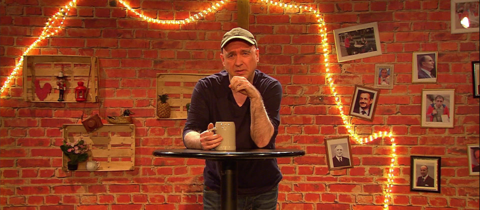 Der Kabarettist HG.Butzko