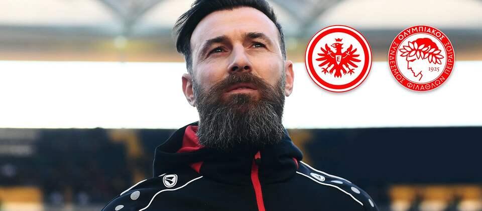 Fußballer Ioannis Amanatidis