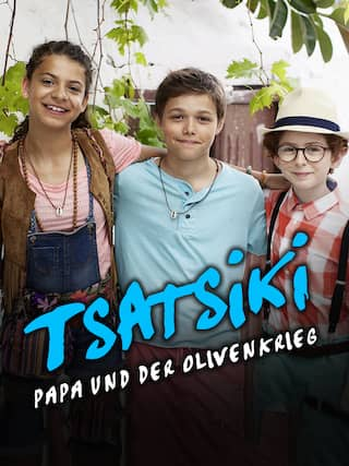 Tsatsiki - Papa und der Olivenkrieg