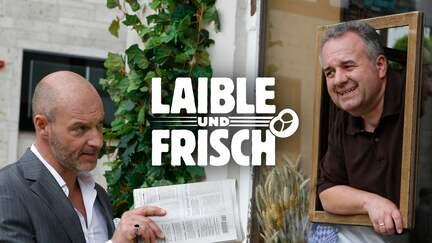 """Sendungscover der Serie """"Laible und Frisch"""""""