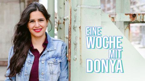 Reporterin Donya Farahani