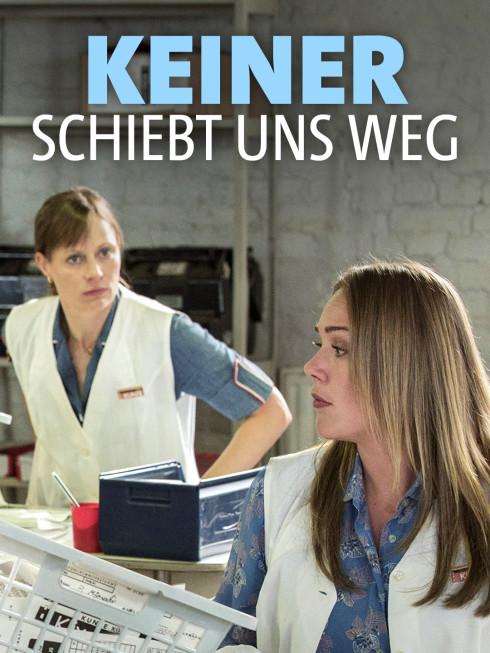 Rosi Kessler (Katharina Marie Schubert) und Lilli Czipowski (Alwara Höfels).