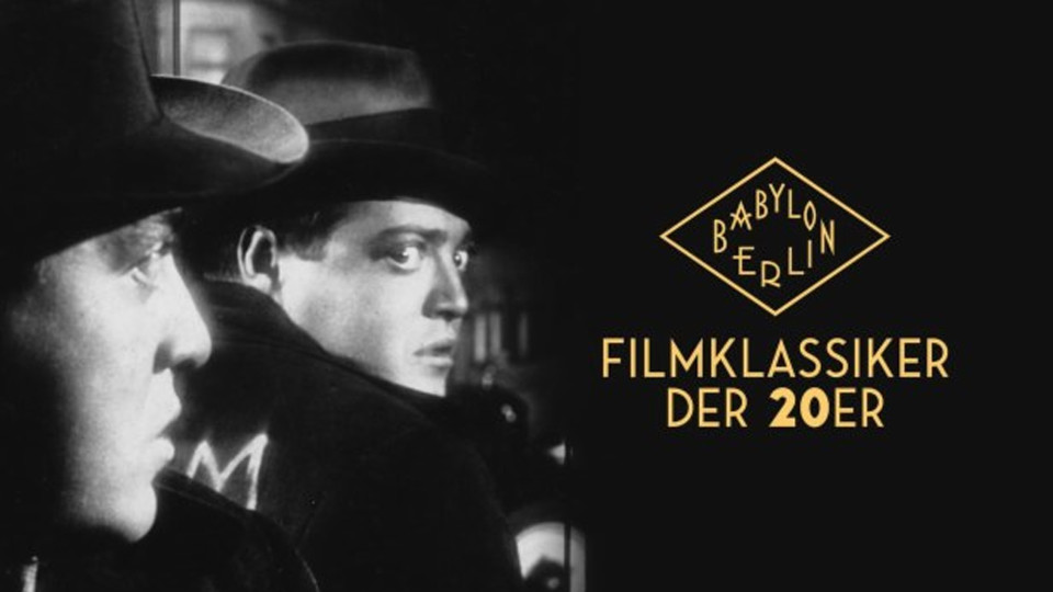 Bild zur Sendung Babylon Berlin - Filmklassiker der 20er