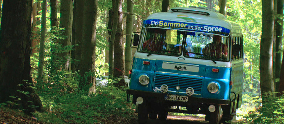 Mit dem Robur durch den Spreewald, Foto: rbb/Thomas Lütz