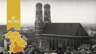 Das Sendereihenbild von BR Retro - Oberbayern