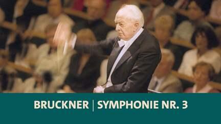 Günther Wand dirigiert Bruckner Dritte