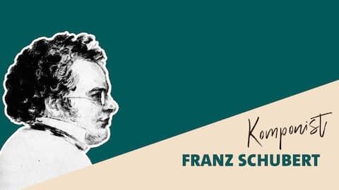 Portrait Komponist Franz Schubert