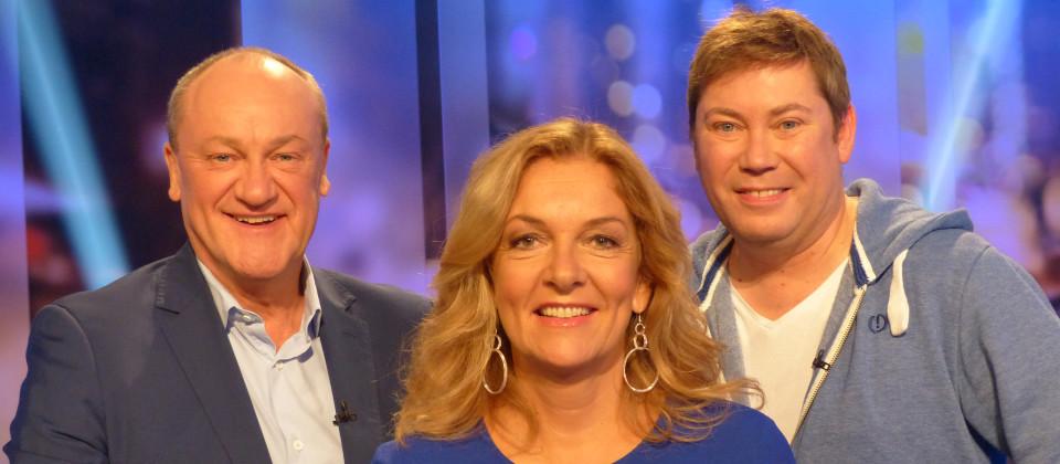 Das Rateteam (v.li.): Bodo Bach, Bettina Tietjen, Sascha Korf