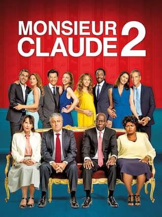 Monsieur Claude 2 Poster