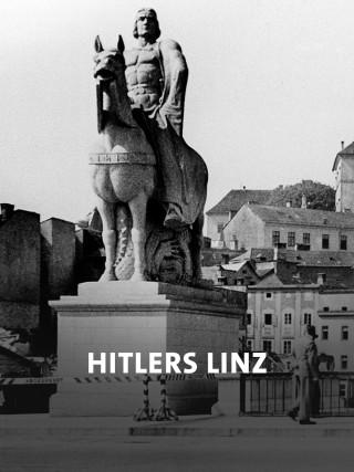Reiter-Statue in Linz