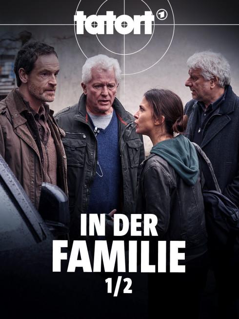 """Die """"Tatort""""-Teams aus München und Dortmund ermitteln gemeinsam: Franz Leitmayr (Udo Wachtveitl), Jan Pawlak (Rick Okon), Nora Dalay (Aylin Tezel), Peter Faber (Jörg Hartmann), Martina Boenisch (Anna Schudt), Ivo Batic (Miroslav Nemec) (v.l.n.r.)"""