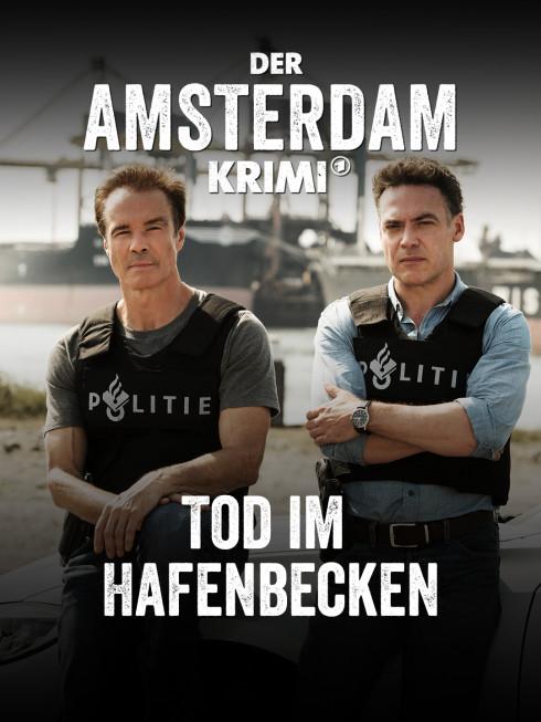 Der Amsterdam-Krimi: Tod im Hafenbecken