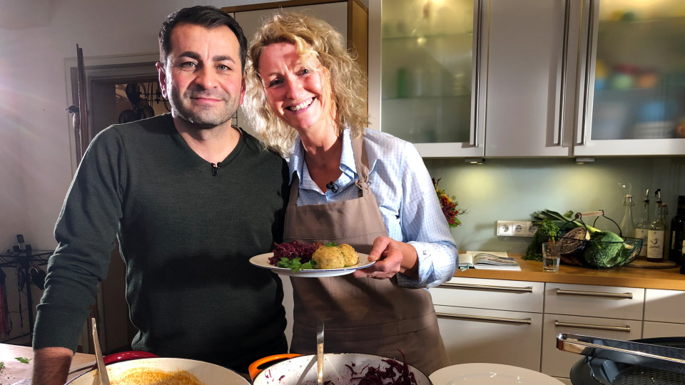 Koch's anders: Gitta Wittmer-Eigenbrodt und Ali Güngörmüs