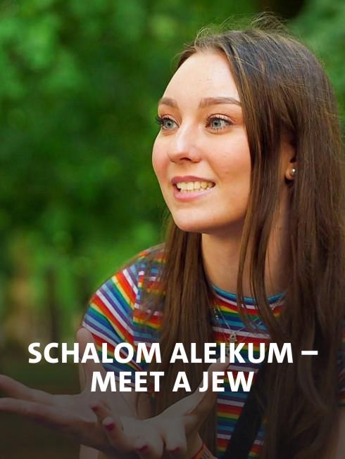 Eine junge jüdische Frau im Porträt