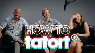 """""""How to Tatort"""" mit dem Team aus Bremen"""