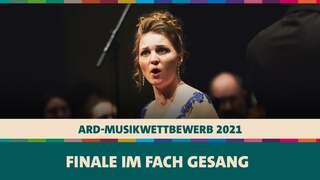 Anastasiya Taratorkina singt beim ARD-Musikwettbewerb 2021