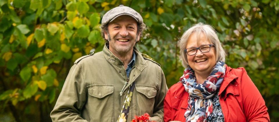Schmidt Max kocht mit den Früchten der Bäume ein 4-Gänge-Herbstmenü | Bild: André Goerschel