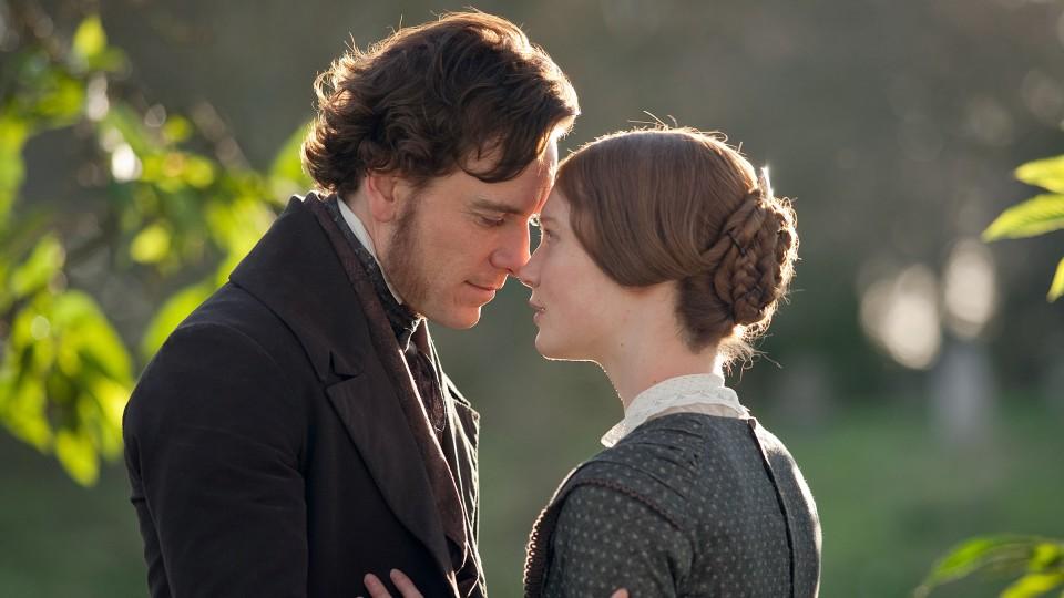 Jane Eyre und Edward Rochester