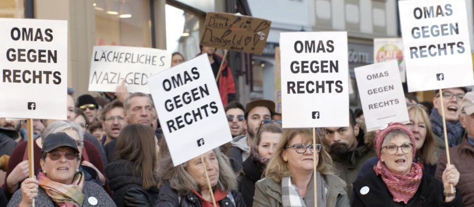 Rabiat: Deutschland den Deutschen?
