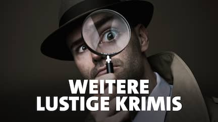 Weitere lustige Krimis