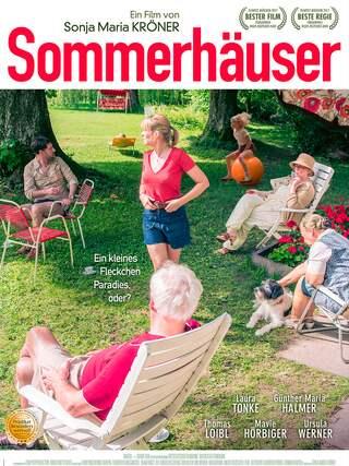 """Filmplakat zum Film """"Sommerhäuser"""""""