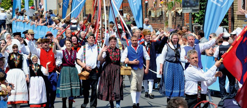 Hessentagsfestzug