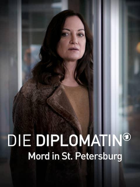 Die Diplomatin - Mord in St. Petersburg