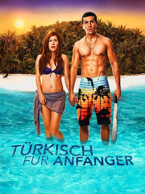 """Josefine Preuß und Elyas M'Barek in """"Türkisch für Anfänger"""" - Der Film zur Serie"""