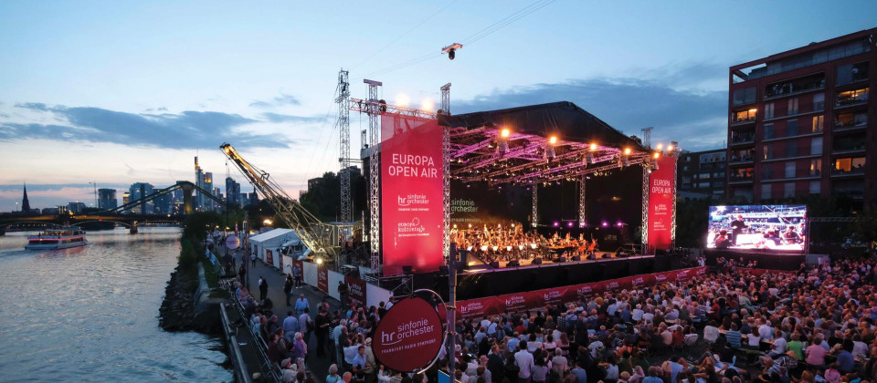 Europa Open Air des hr-Sinfonieorchesters