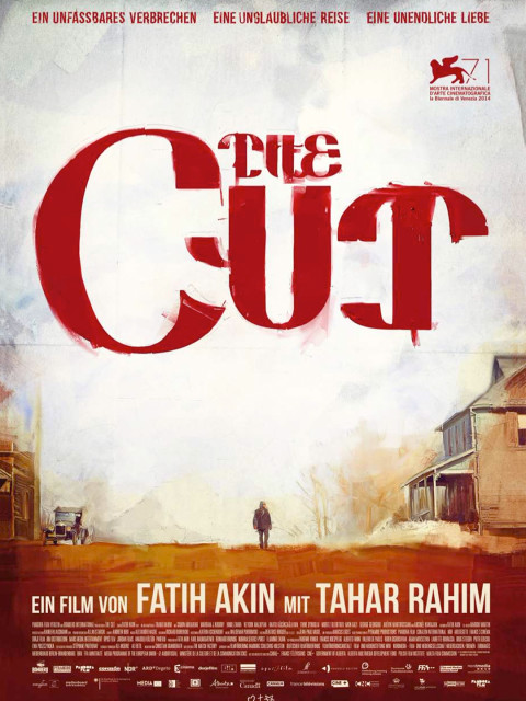 "Filmplakat ""The Cut"""