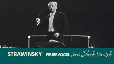 Hans Schmidt-Isserstedt dirigiert