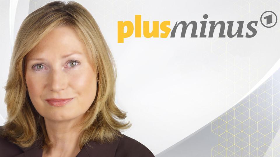 Karin Butenschön moderiert plusminus