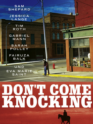Don't come knocking (Wim Wenders)
