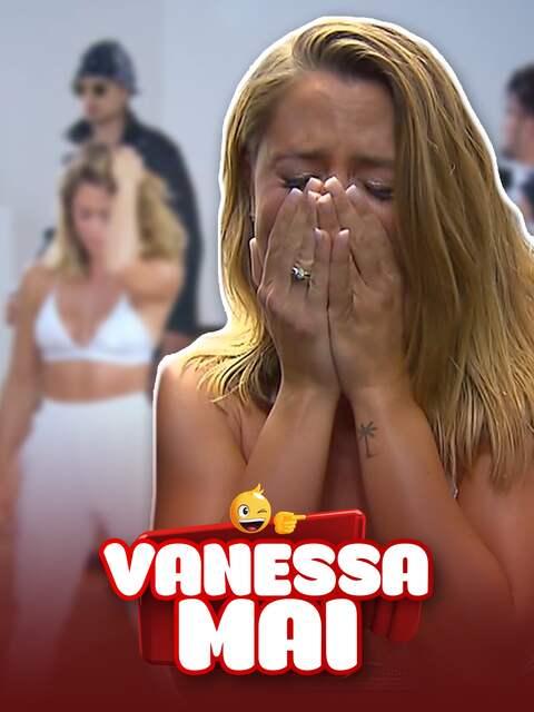 Vanessa Mai ist schockiert