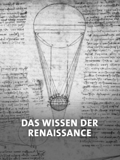 Eine technische Zeichnung aus dem Zeitalter der Renaissance