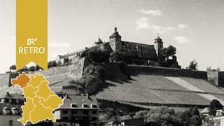 Das Sendereihenbild von BR Retro - Unterfranken