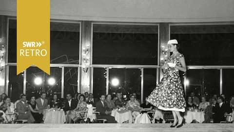 Mode 50er - 60er Jahre