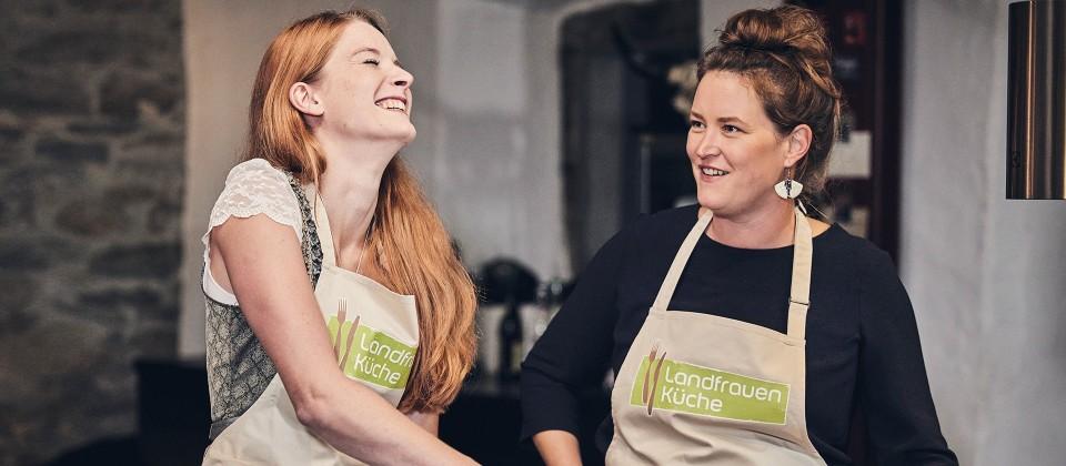 Landfrauenküche 2021 Finale